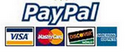 Credit Cards and PayPal Accepted