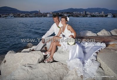 wedding in croatia